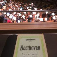 Beethoven 9e - Brabant Koor en Philharmonie Zuidnederland