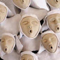 Vrouwen Vocaal Ensemble zingt in repertoiredag vrouwenkoor