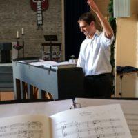 Kerstconcert Stichting Muziek-Nu 2015