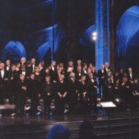 Hoge C in Messe Sollenelle van Jean Langlais